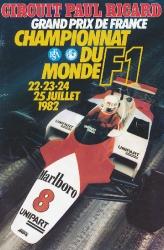 25.07.1982 - Paul Ricard