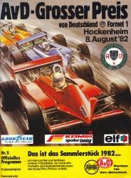 08.08.1982 - Hockenheim