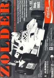 22.08.1982 - Zolder