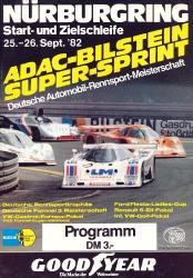 26.09.1982 - Nürburgring