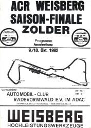 10.10.1982 - Zolder