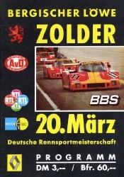 20.03.1983 - Zolder