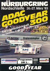 27.03.1983 - Nürburgring