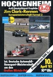 10.04.1983 - Hockenheim