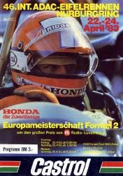24.04.1983 - Nürburgring