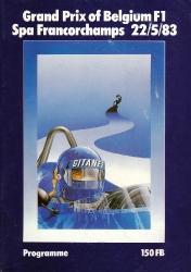 22.05.1983 - Spa-Francorchamps