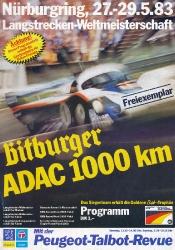 29.05.1983 - Nürburgring