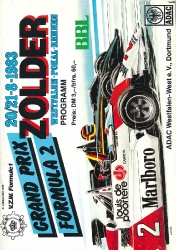 21.08.1983 - Zolder