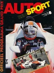 28.08.1983 - Zandvoort