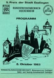 08.10.1983 - Hockenheim