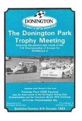 09.10.1983 - Donington
