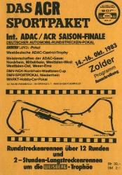 16.10.1983 - Zolder