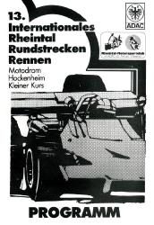 12.11.1983 - Hockenheim