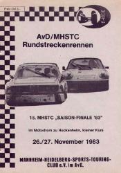 27.11.1983 - Hockenheim