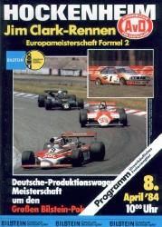 08.04.1984 - Hockenheim