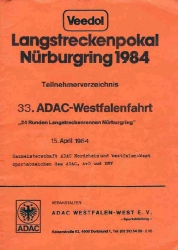 15.04.1984 - Nürburgring