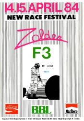 15.04.1984 - Zolder