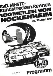 29.04.1984 - Hockenheim