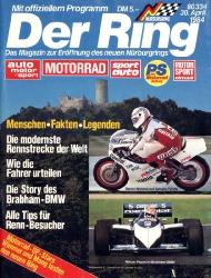 30.04.1984 - Nürburgring