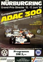 17.06.1984 - Nürburgring