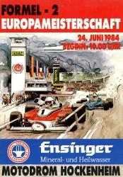 24.06.1984 - Hockenheim