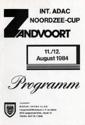 12.08.1984 - Zandvoort