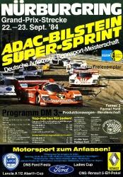 23.09.1984 - Nürburgring