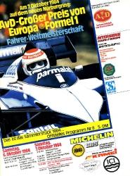 07.10.1984 - Nürburgring