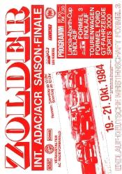 21.10.1984 - Zolder