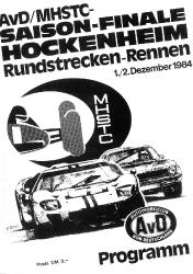 02.12.1984 - Hockenheim