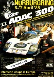 07.04.1985 - Nürburgring
