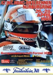 28.04.1985 - Nürburgring