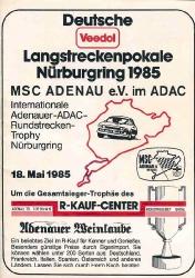 18.05.1985 - Nürburgring