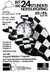 23.06.1985 - Nürburgring