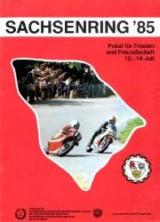 14.07.1985 - Sachsenring