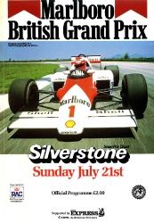 21.07.1985 - Silverstone