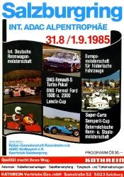 01.09.1985 - Salzburg