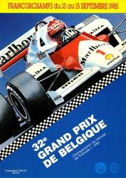 15.09.1985 - Spa-Francorchamps