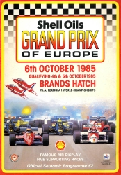05.10.1985 - Brands Hatch
