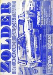 13.10.1985 - Zolder
