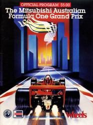 03.11.1985 - Adelaide