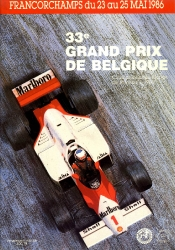 25.05.1986 - Spa-Francorchamps
