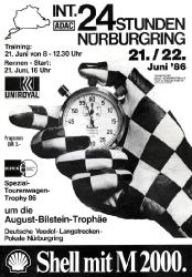 22.07.1986 - Nürburgring