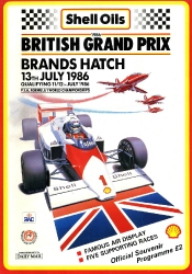 13.07.1986 - Brands Hatch