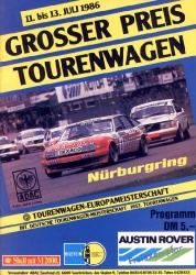 13.07.1986 - Nürburgring