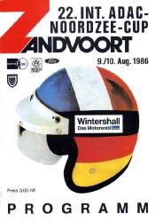 10.08.1986 - Zandvoort
