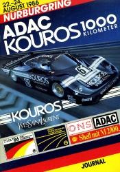 24.08.1986 - Nürburgring