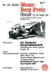 14.09.1986 - Höxter