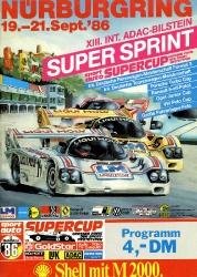 21.09.1986 - Nürburgring