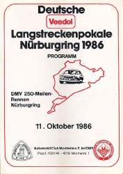 11.10.1986 - Nürburgring